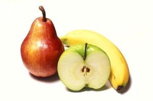 Frutas Lanche Saudavel