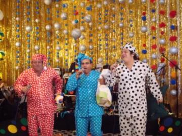 Pijamas Festa Tematica Tema Center Cintas
