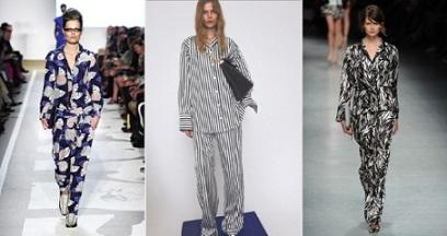 Pijamas Passarela Moda Estilo Center Cintas