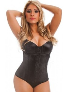 Corselet Sensual Center Cintas