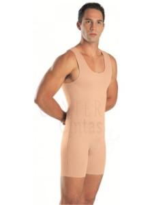 modelador yoga masculino com pernas
