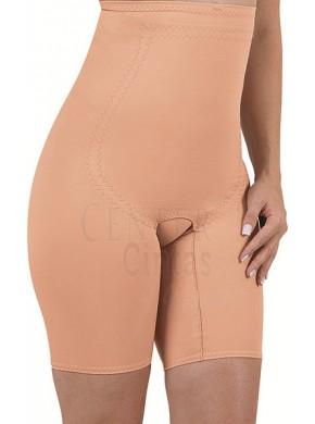 calça culote cintura alta