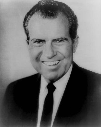 Presidente Richard Nixon